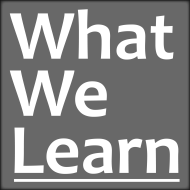 3. What We Learn (1)